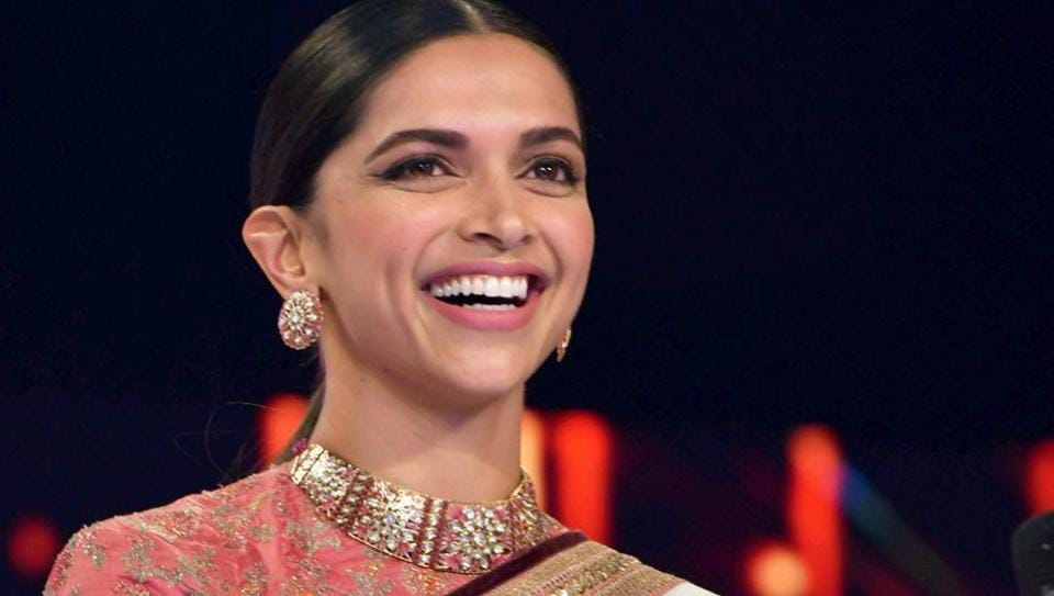 Deepika Padukone wants you to choose wholesome nourishment.