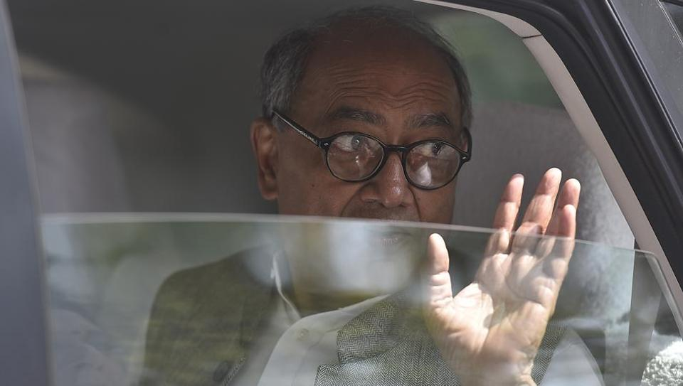 "Digvijaya Singh, who is in-charge of Goa affairs of Congress, said that he has been ""wrongly accused of holidaying in Goa and for the failure of the Congress to form government there."""