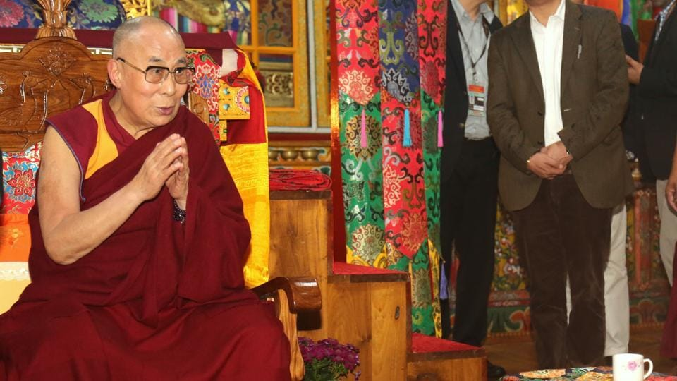 India-China relations,Dalai Lama,Arunachal Pradesh