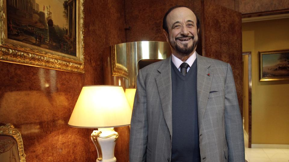 Spanish police raided properties belonging or linked to relatives of Rifaat Assad -- a former Syrian vice president and uncle of President Bashar al-Assad.