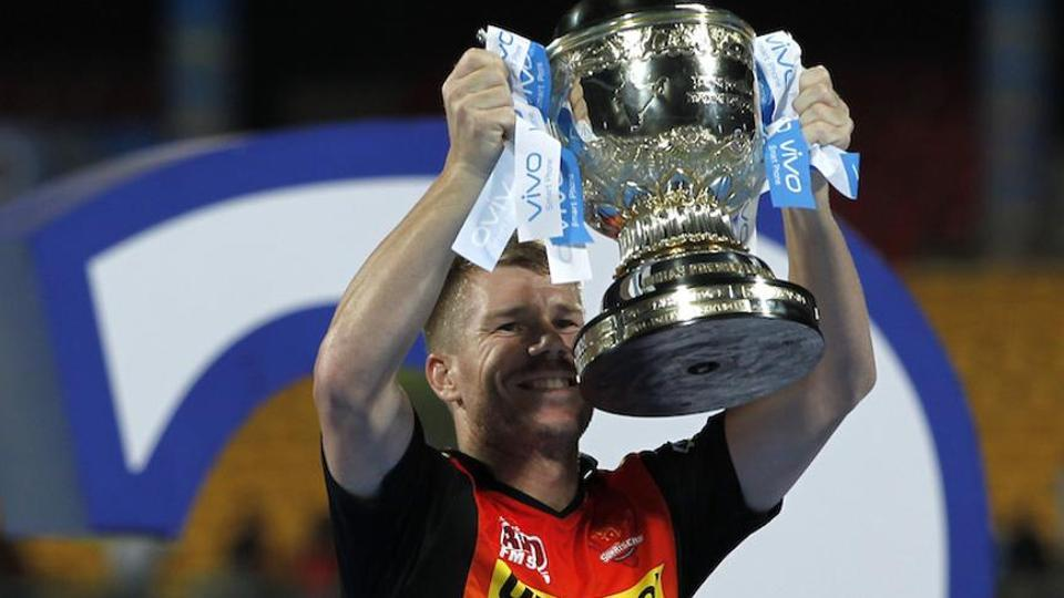 David Warner-led Sunrisers Hyderabad are the defending Indian Premier League (IPL) champions.