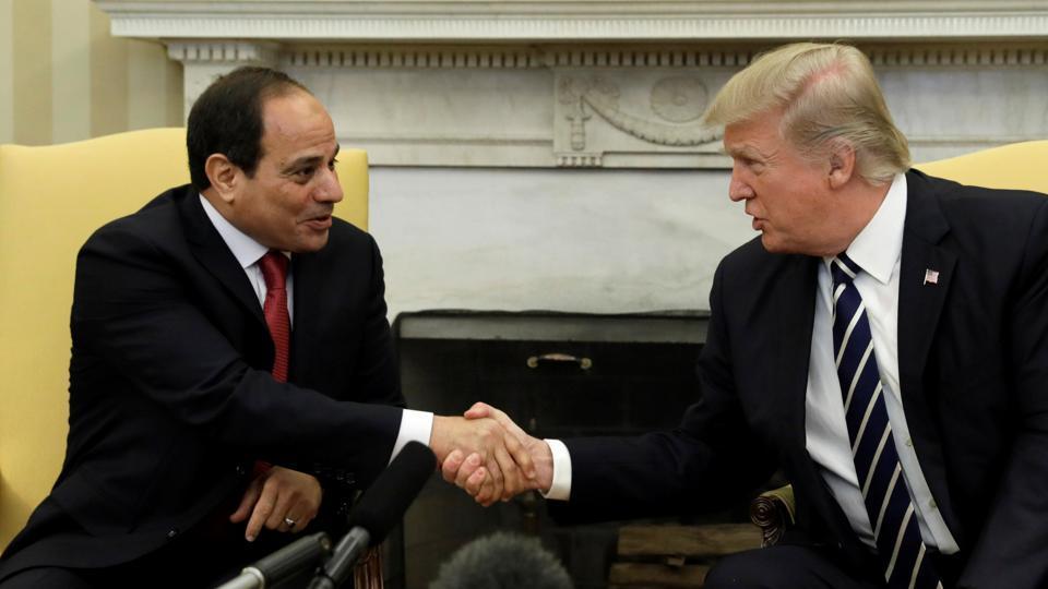 Egyptian-American,US-Egypt ties,Donald Trump