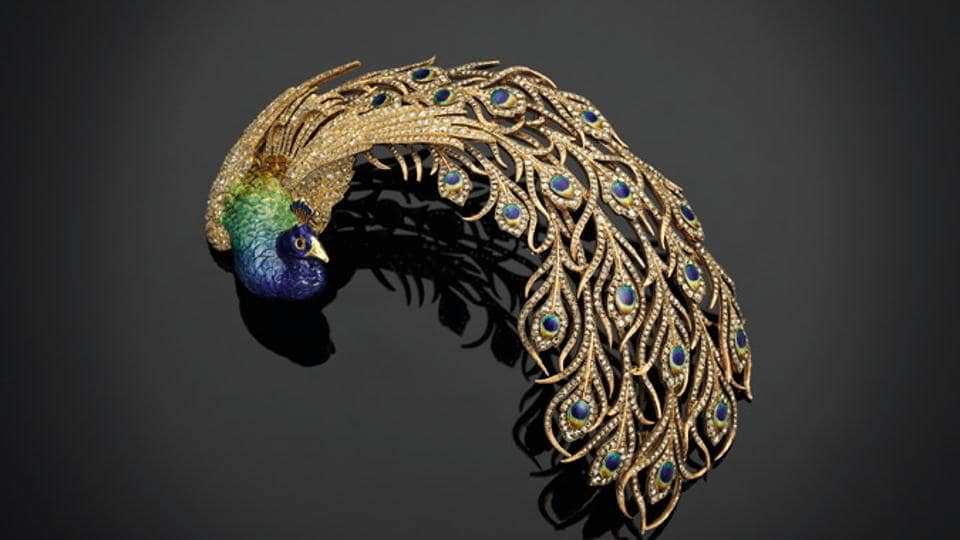 In pics: Bejewelled treasures of the Mughals and maharajas ...