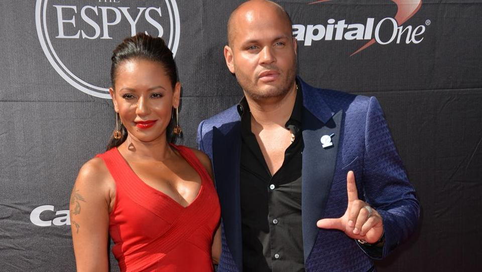 Mel B began dating Stephen Belafonte in 2007. They married after five months, in a secret ceremony in Las Vegas, Nevada. She gave birth to their daughter, Madison Brown Belafonte, in September 2011.
