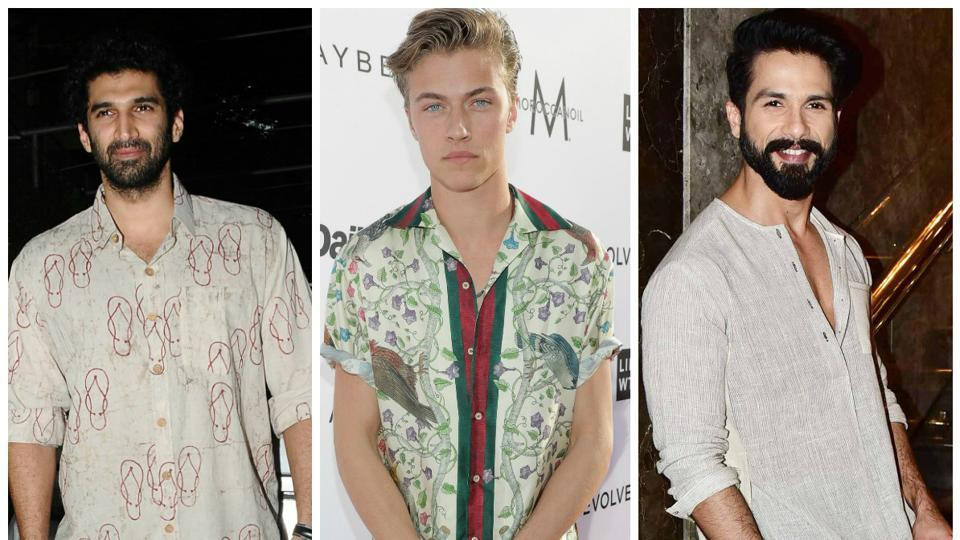 Stay cool and look cool in these summer shirts.