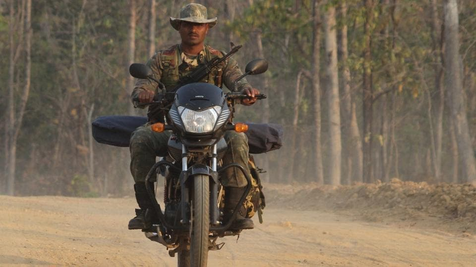 Roads in Chhattisgarh's Maoist hotbeds are never built without the protective cover provided by the Road Opening Party. Over the years, the state government has built around 300 km of roads crisscrossing Bastar's Maoist hotbeds with ROP support.