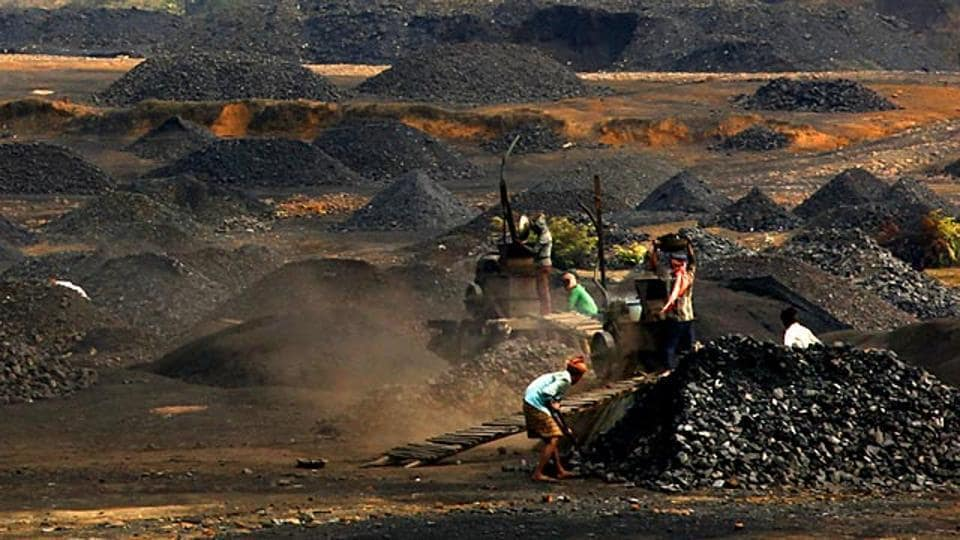 Coal,mine,auction