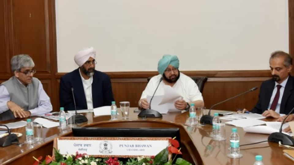 Captain Amarinder Singh,public transport system,Punjab roadways