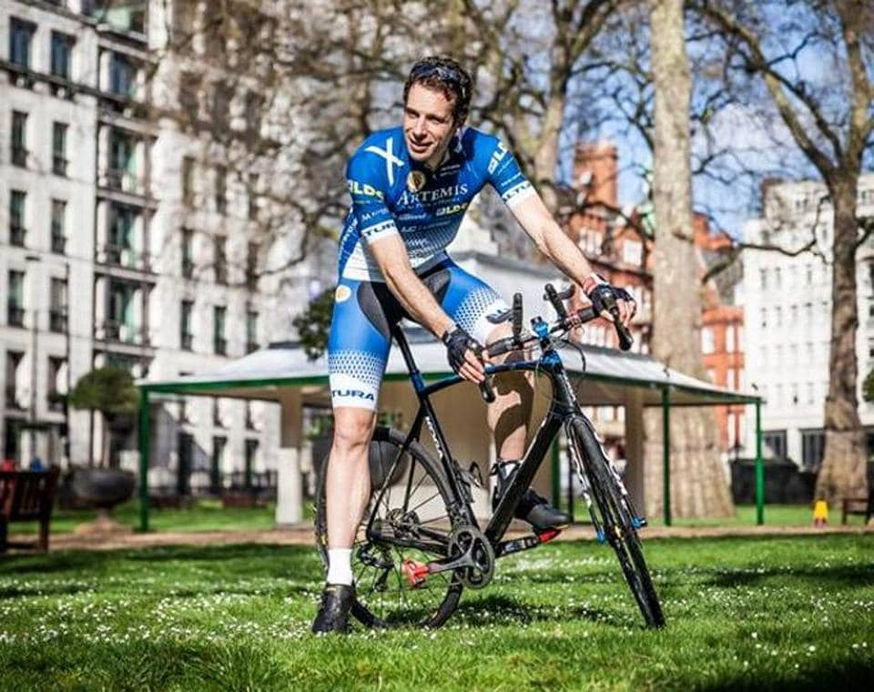 Mark Beaumont,Cycle around the World,World Record