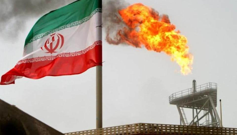 India, Iran's biggest oil buyer after China, was among a handful of countries that continued to deal with the Tehran despite Western sanctions over its nuclear programme.