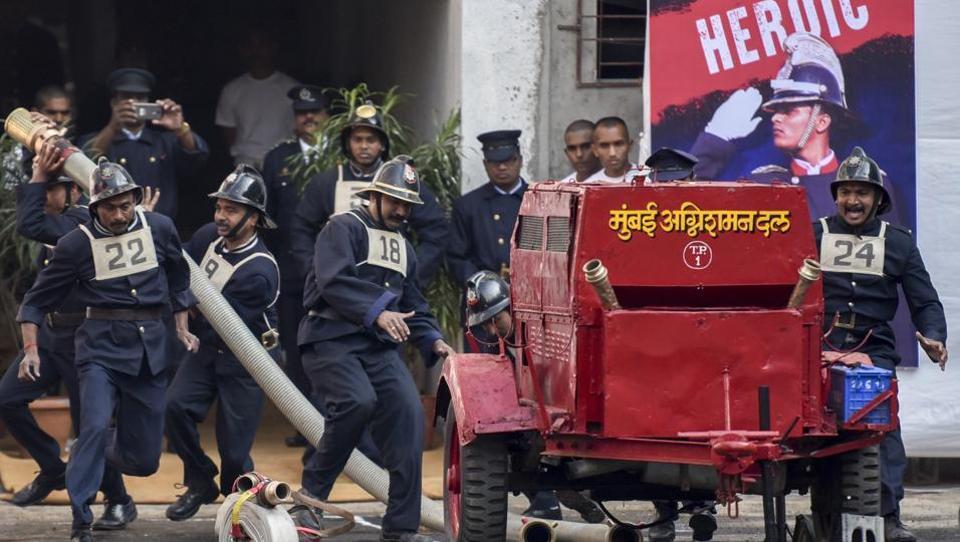 Mumbai fire brigade,fire bikes,BMC