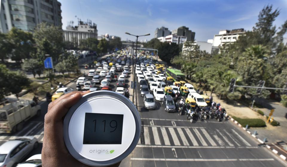 Experts said that even though Ahmedabad enjoys a cleaner air than Delhi, the system was put in place to save lives and help people avoid the ill effects of pollution.