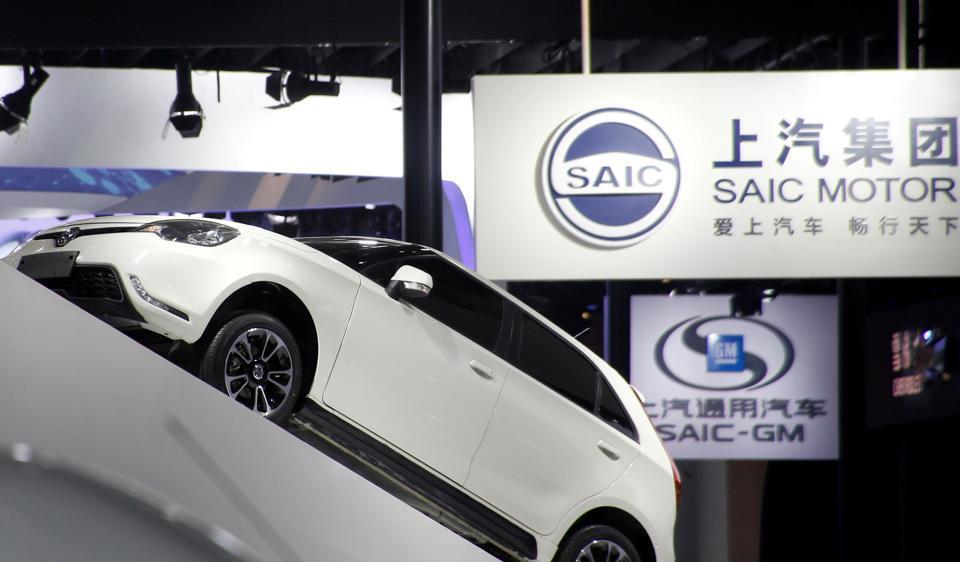SAIC-General Motors,General Motors,SAIC