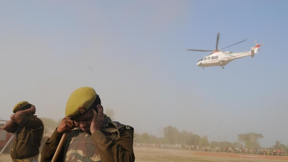 The Rs 50 crore heliport will be constructed over 25 acres in Safipur village, along the Noida-Greater Noida expressway near the Gautam Budh University.