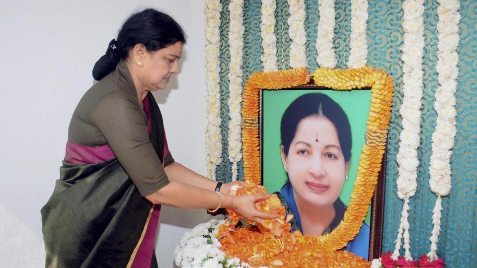 Sasikala,Jayalalithaa,Tamil Nadu politics
