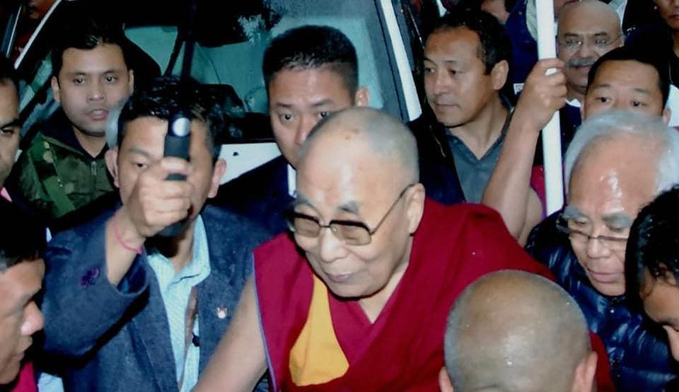 China warns India after Dalai Lama visits Arunachal Pradesh