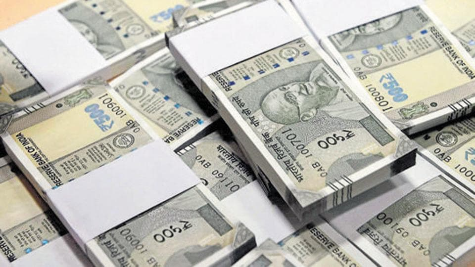 The AGM was caught red handed allegedly taking bribe of Rs one lakh for clearing bills worh Rs 10 lakh of a contractor.