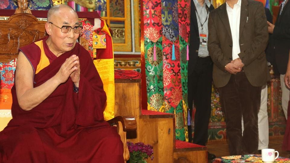 Tibetan leader Dalai Lama is on a week-long visit to  Arunachal Pradesh.