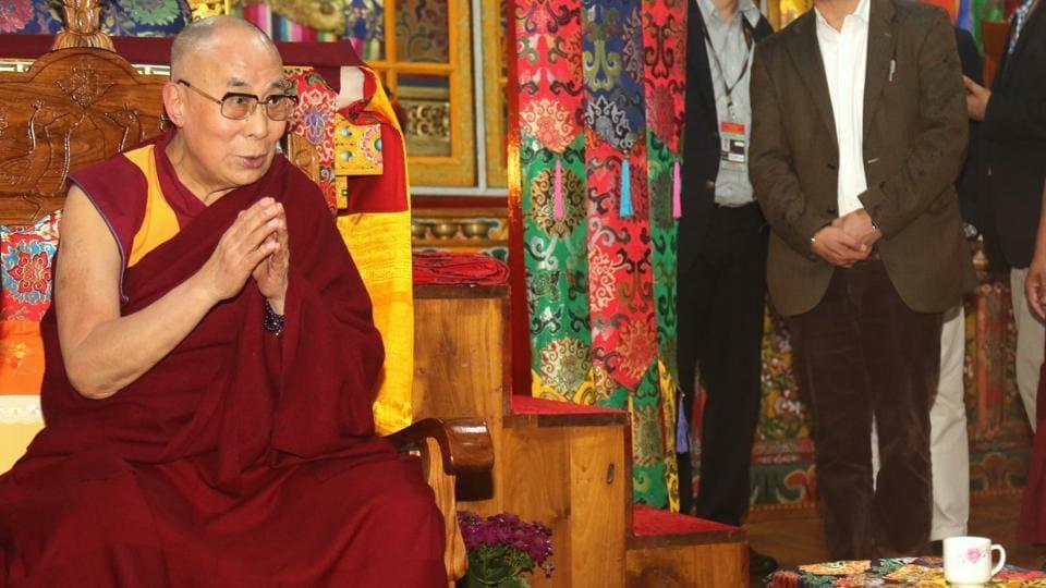 Tibetan leader Dalai Lama is on a week-long visit to  Arunachal Pradesh.