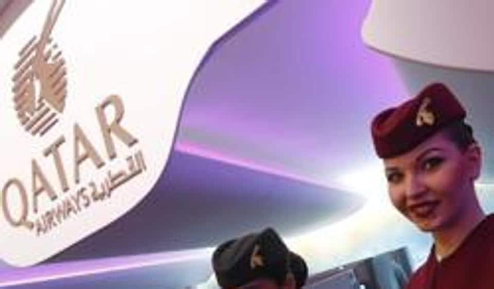 Qatar Airways is scouting for people for its airline business in India.