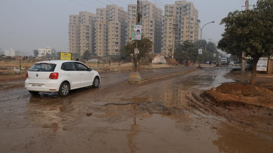Sushant Lok 2 is among the private colonies that the MCG will take over to ensure maintenance.