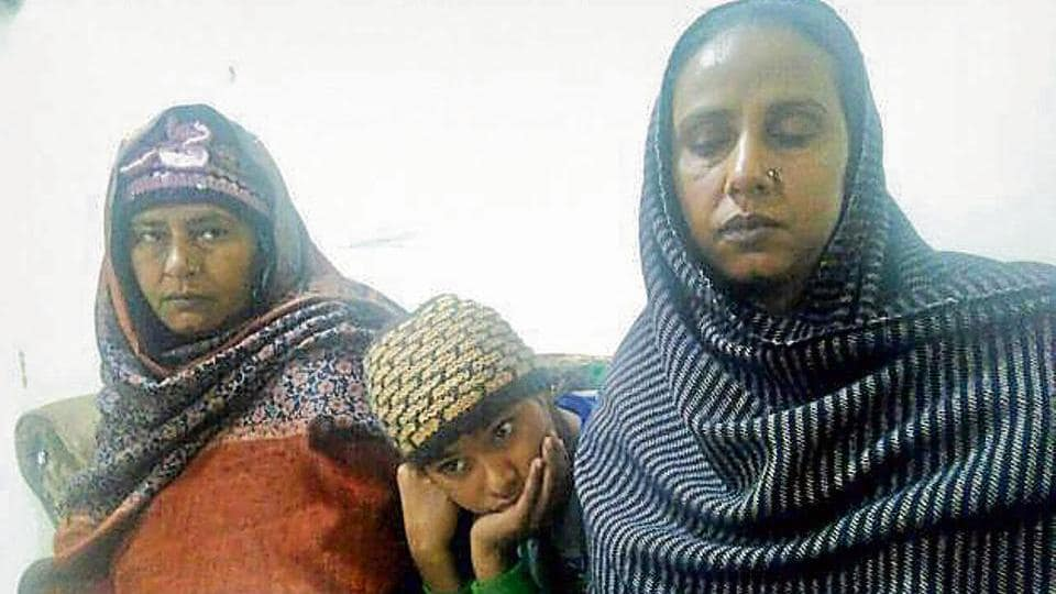 Fatima and her younger sister Mumtaj were arrested from the Samjhauta Express on May 8, 2006, at the Attari railway station for carrying drugs. The sisters completed their jail term in November last year.