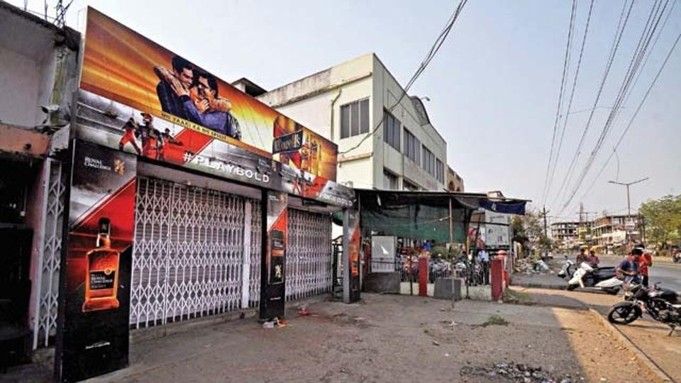 Liquor shops,Residential areas,UP Government