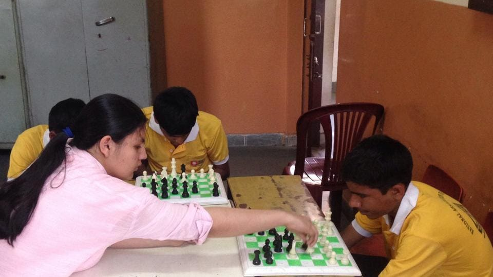 Devanshi Rathi, a 16-year-old Arena International Master, is on a quest to unearth chess Grandmasters by teaching visually-impaired children through her unique initiative called Project Checkmate.
