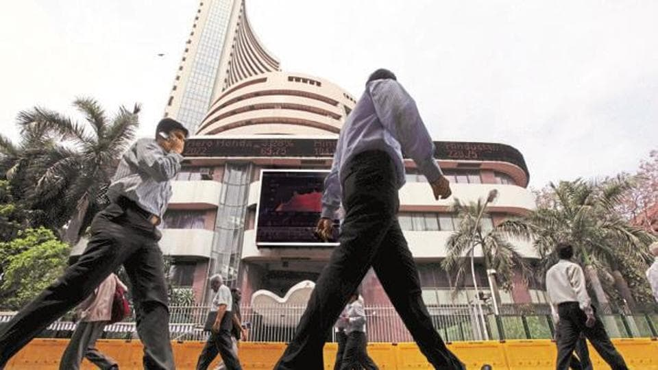 Markets were cautious ahead of RBI's monetary policy meet.