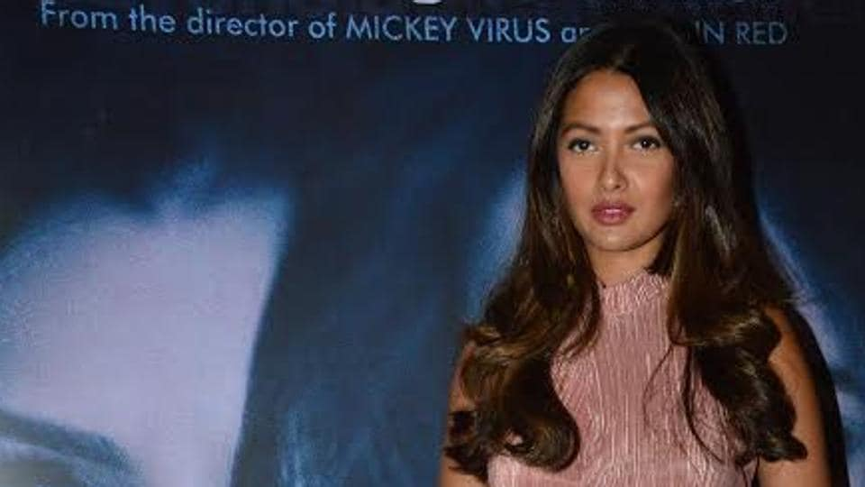 Riya Sen  says that she couldn't control the rumours, and they were going far out of her reach.