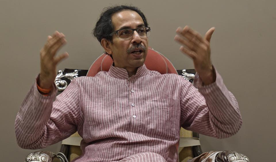 Uddhav Thackeray's media advisor Harshal Pradhan termed Thursday's meeting a routine 'internal meeting