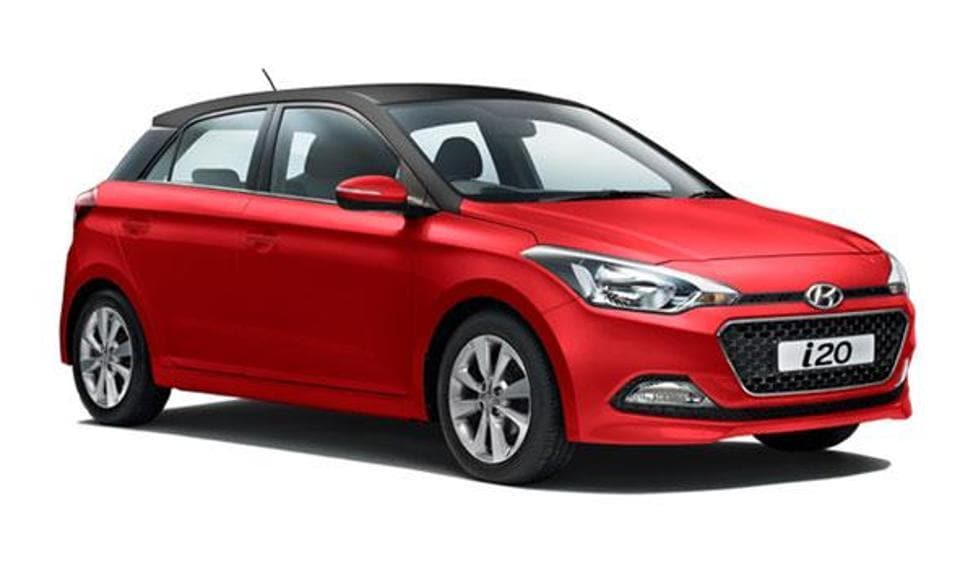 hyundai launches 2017 elite i20 check out new features shades prices autos car hindustan. Black Bedroom Furniture Sets. Home Design Ideas