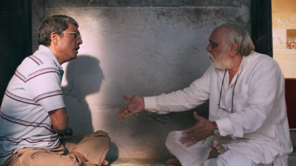Mukti Bhawan is set in Benares.