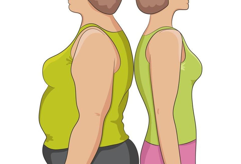 Lose weight but try to keep that weight off, say experts.