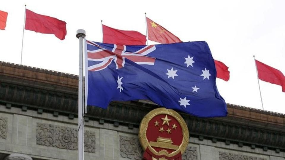 It is suspected that Beijing was offended by Australia joining another 10 countries in signing a letter that questions China's treatment of human rights lawyers.
