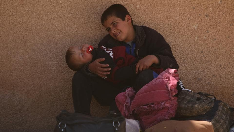 Syria chemical attack,Gas attack,Death toll