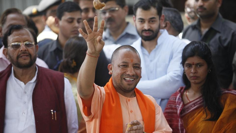 Uttar Pradesh chief minister Yogi Adityanath announcement of the setting up of 5,000 purchase centres to procure 80 lakh tonnes of wheat, against a mere 7.97 lakh tones procured last year, could turn out to be a game changer