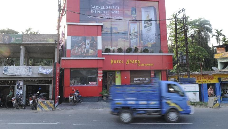 A hotel closed near the NH2 in Kolkata after the Supreme Court's ban on sale of liquor within 500 metres of national and state highways.  The Supreme Court was approached to tackle the problem of drinking and driving. But is a ban on the sale or consumption of alcohol 500 metres from a highway the answer? After all, people can still drink 10 feet further away and drive dangerously.