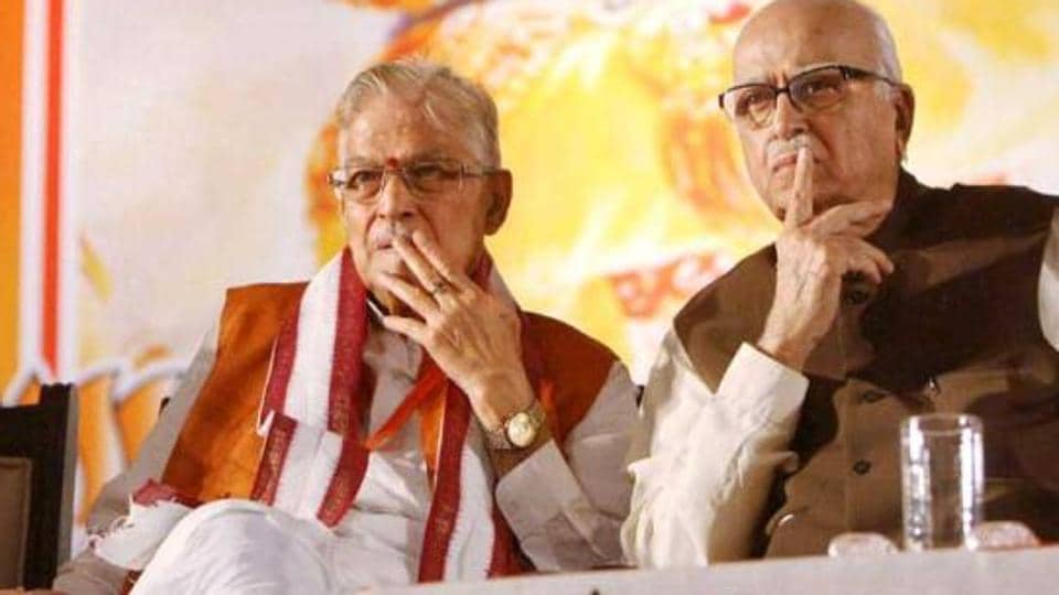Supreme Court has hinted that conspiracy charges in the 1992 Babri demolition case may be revived against senior BJP leaders LK Advani and 12 others.
