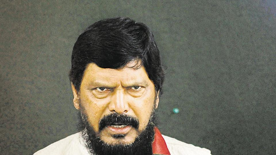 Ramdas Athawale will represent India at a UN ceremony to celebrate  the 126th birth anniversary of BR Ambedkar.