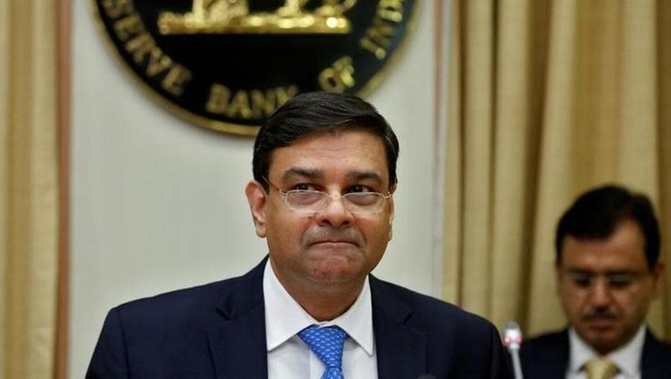 The Reserve Bank of India (RBI) governor Urjit Patel attends a news conference after the bi-monthly monetary policy review in Mumbai, on April 6, 2017.