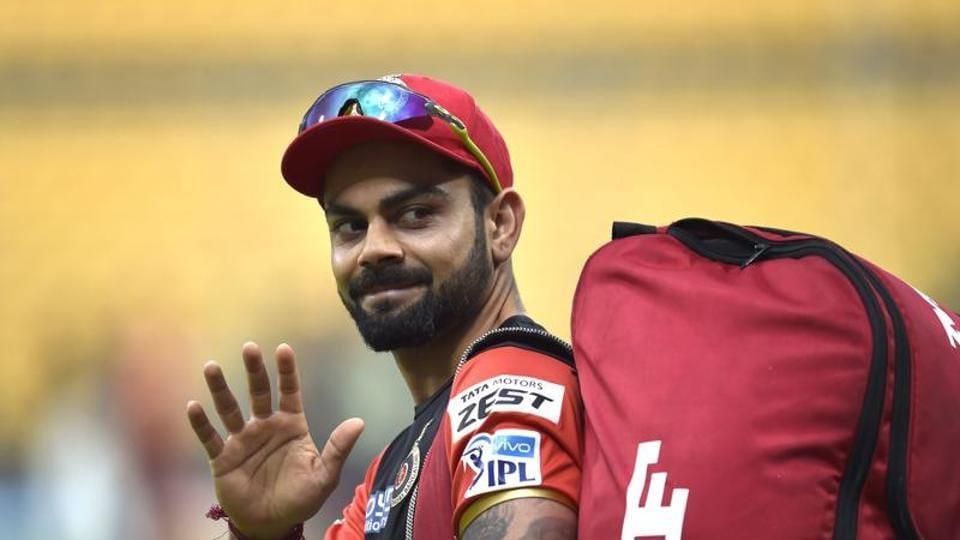 Virat Kohli,Indian Premier League,IPL 2017