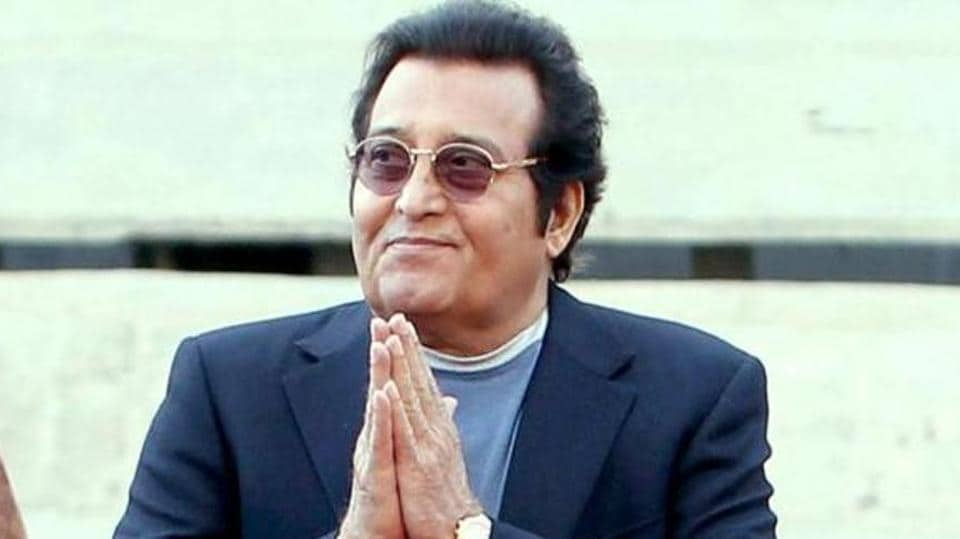 Vinod Khanna, 70, is hospitalised. While his son told media that he was hospitalised for dehydration, reports now claim he is suffering from cancer.