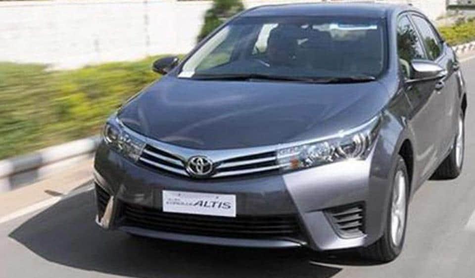 Toyota Corolla Altis,Toyota Kirloskar Motor,Toyota Corolla