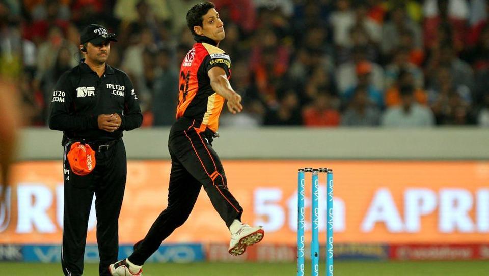 IPL 2017,Ashish Nehra,Sunrisers Hyderabad