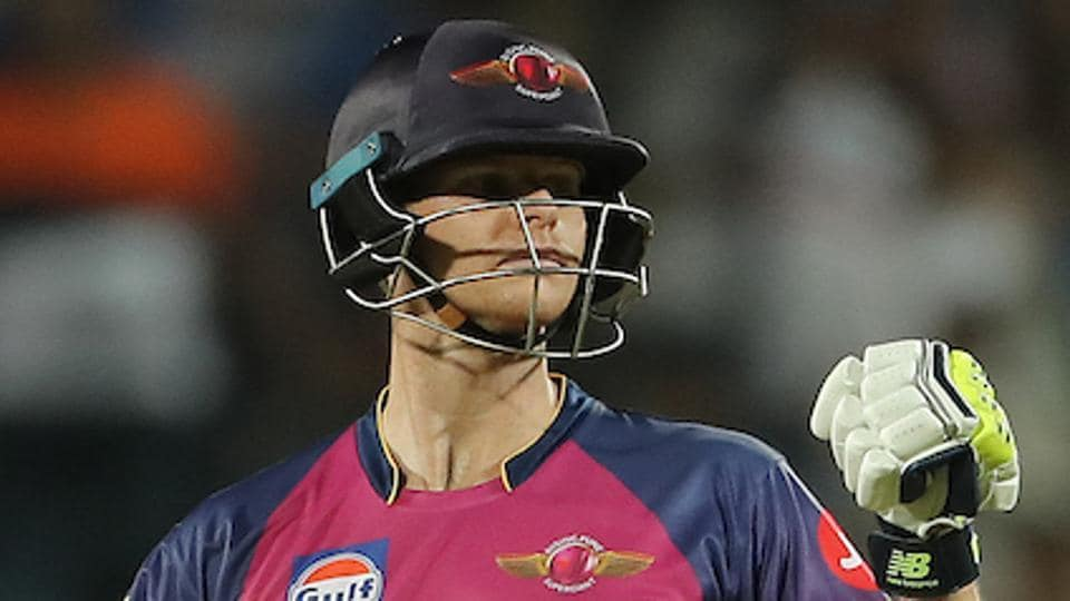 Steve Smith scored 84 as Rising Pune Supergiants defeated Mumbai Indians. Get highlights of IPL 2017 T20 match between Rising Pune Supergiants vs Mumbai Indians here