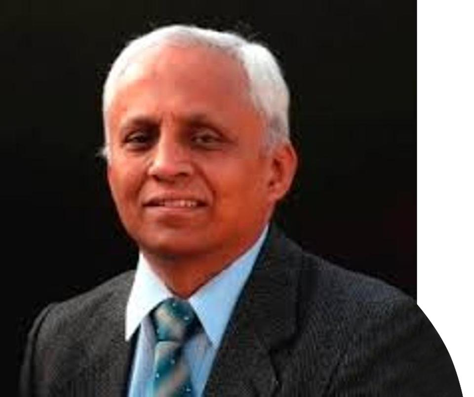 Professor B N Gangadhar, director of the National Institute of Mental Health & Neuro Sciences (NIMHANS) at Bangalore