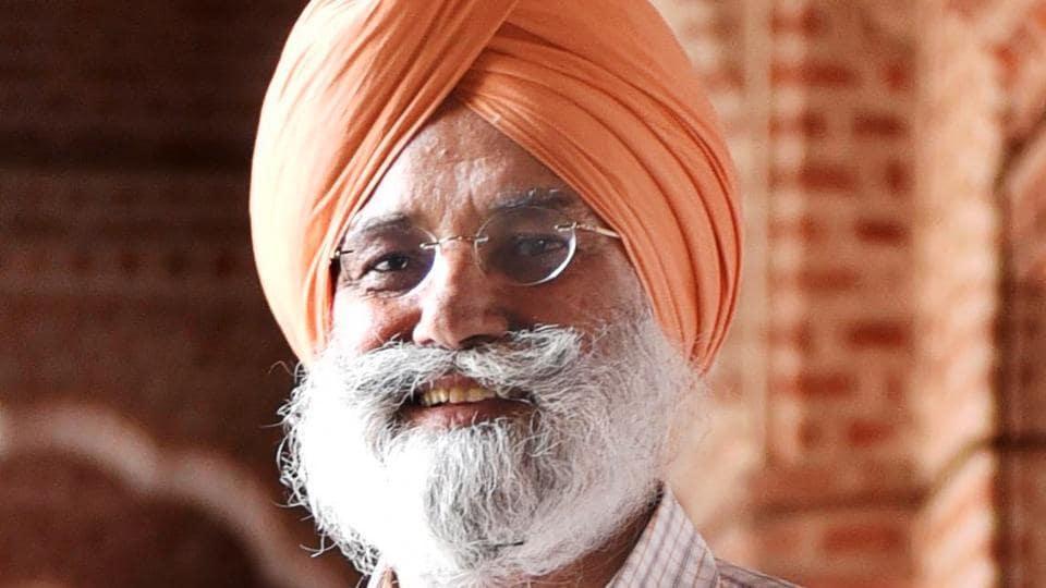 Khalsa College Charitable Society honorary secretary Rajinder Mohan Singh Chhina.