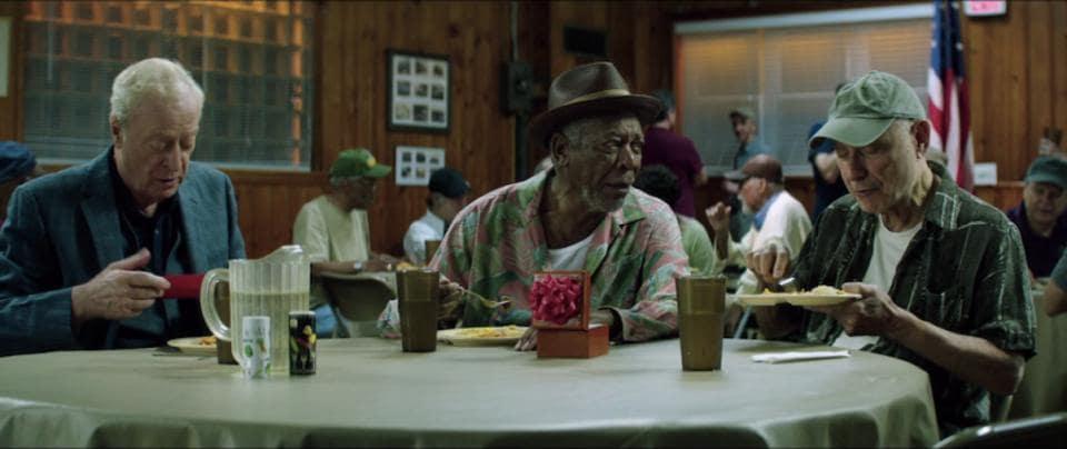 Comedy,Michael Caine,Morgan Freeman