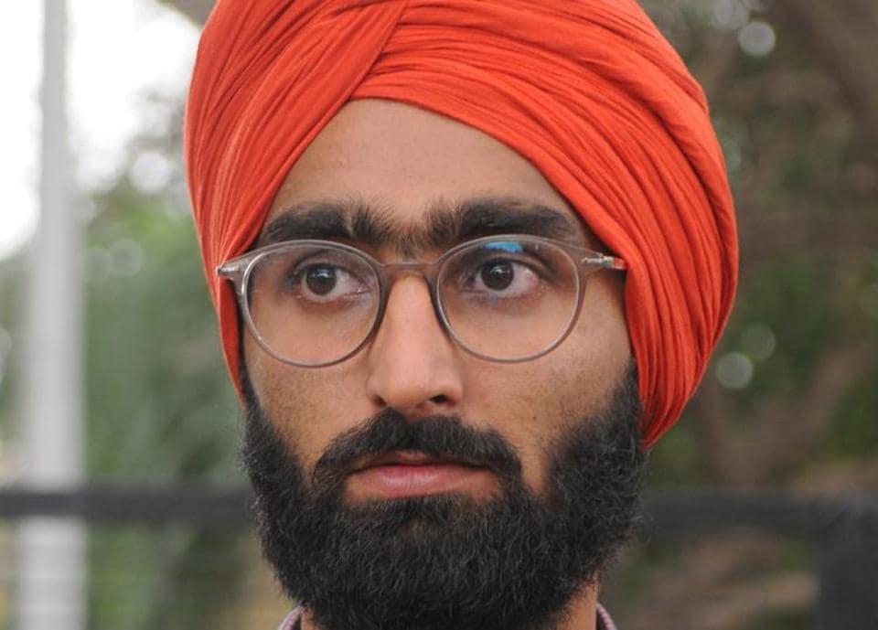SFS president Damanpreet Singh